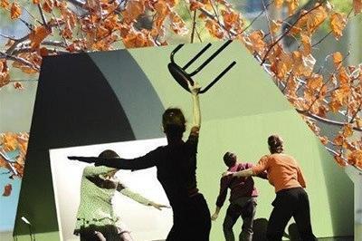 Roser Montllo Guberna / Brigitte Seth à Paris 16ème