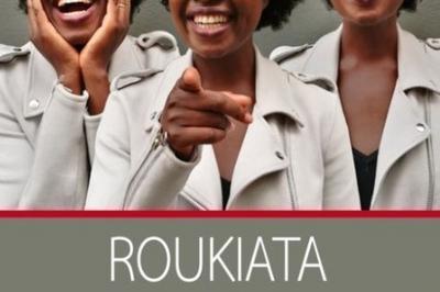 Roukiata Ouedraogo Dans Roukiata Tombe Le Masque à Paris 4ème