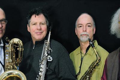 Rova Saxophone Quartet + The Bridge #8 à Tours