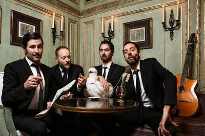 RP Quartet + 1ère partie à Mandres les Roses