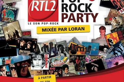 Rtl2 Pop Rock Party à Troyes