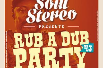 Rub A Dub #43 à Paris 19ème