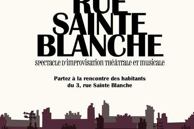 3 rue Sainte-Blanche à Lyon