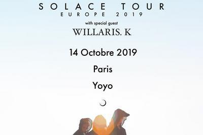 RÜfÜs Du Sol à Paris 16ème
