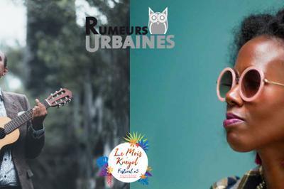 Rumeurs Réunionnaises : Eric Lauret + Kaloune // Festival Rumeurs Urbaines à Gennevilliers