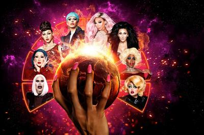 Rupaul'S Drag Race Werq The World 2020 - report à Marseille