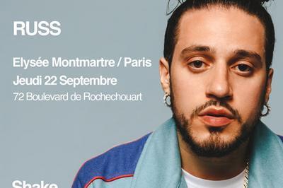 Russ à Paris 18ème