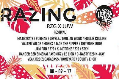 RZG X JUW Festival à Paris 19ème
