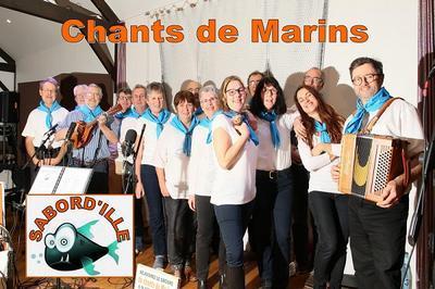 Sabord'Ille - Chants de marins à Betton
