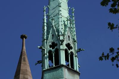 Saint-pierre-le-jeune Surprenant à Strasbourg