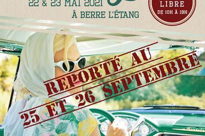 Salon Berre Vintage 2021