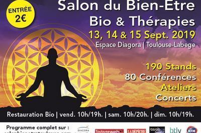 Salon du Bien Etre, Bio & Thérapies Toulouse à Labege