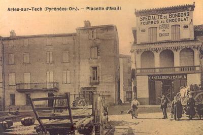 Salon Du Chocolat à Arles sur Tech