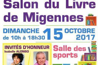 Salon du livre de Migennes. 2017