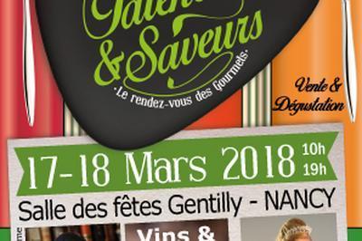 Salon Talents et Saveurs de Lorraine à Nancy