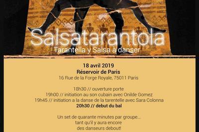 Salsatarantola à Paris 11ème