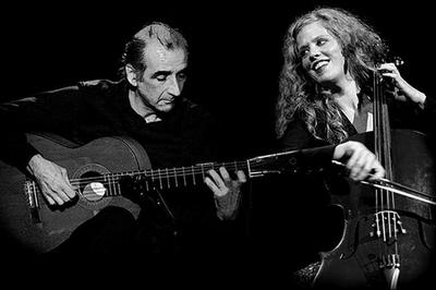 Salvador Paterna & Claire Menguy à Lautrec