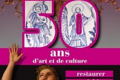 Sama, 50 Ans D'art Et De Culture à Auxerre