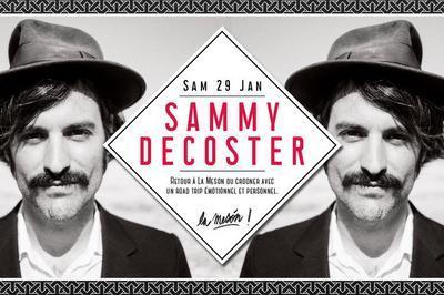 Sammy Decoster à Marseille