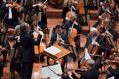 San Francisco Symphony à Lyon