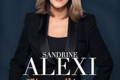 Sandrine Alexi Dans L'Imitatrice Qui Flingue L'Actu à Caen