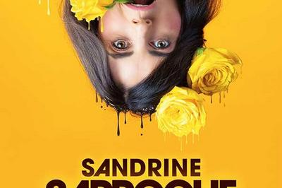 Sandrine Sarroche à Sanary sur Mer
