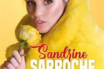Sandrine Sarroche à Enghien les Bains