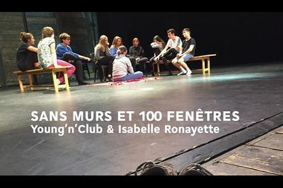 Sans murs et 100 fenêtres / Semaine Extra à Thionville