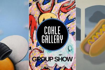 October Group Show - Cohle Gallery à Paris 9ème