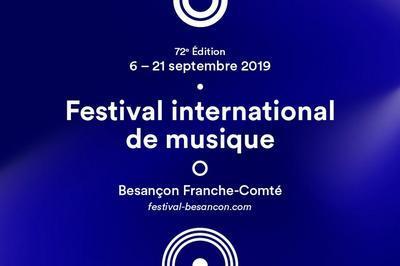 Festival de musique de Besançon 2019