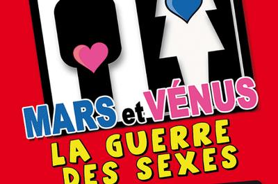 Dîner spectacle: Mars et Venus: La guerre des sexes à Angers
