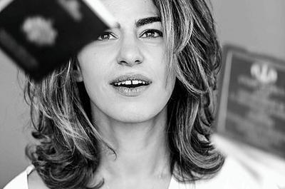 Sarah Doraghi à Les Lilas