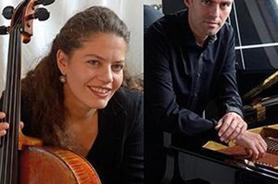 Sarah Iancu, Violoncelle - David Bismuth, Piano à Toulouse