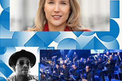 Sarah McKenzie 5tet // Ben l'Oncle Soul & Big Brass Band à Saint Gaudens