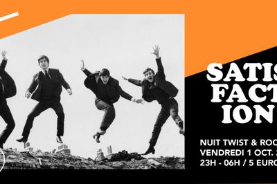 Satisfaction / La Nuit Rock 60'S Du Supersonic à Paris 12ème