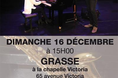 Saxo & Piano à Grasse