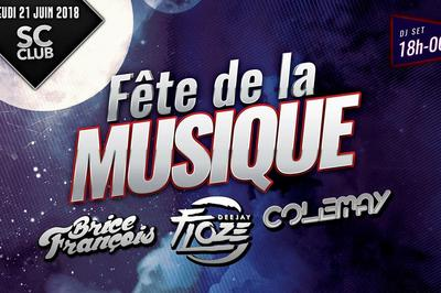 SC CLUB SoleilCafé fête la musique à Angers