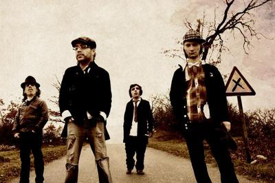 Scarecrow - Mathieu Pesqué Quartet à Saint Brieuc