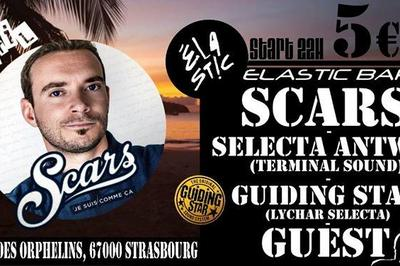 Scars & Selecta Antwan & Mael & Guiding Star sound à Strasbourg