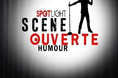 Scène ouverte Humour à Lille