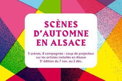 Scènes d'Automne en Alsace 2017