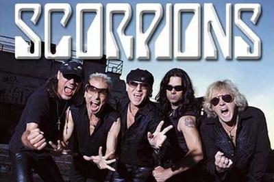 Scorpions à Clermont Ferrand