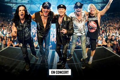 Scorpions à Nantes