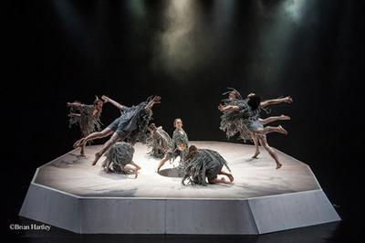 Scottish Dance Theatre-Damien Jalet à Cannes