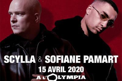 Scylla & Sofiane Pamart à Paris 9ème