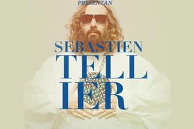 Sebastien Tellier à Clermont Ferrand