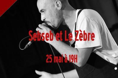 Sebseb et Le Zèbre à Nantes