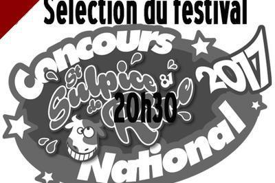 Sélection du festival St Sulpice du rire à Nantes