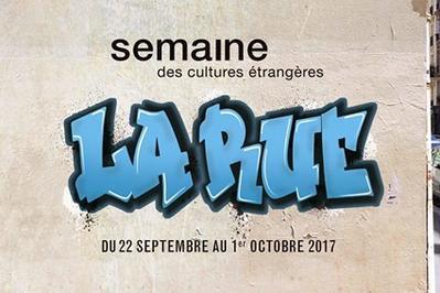 Semaine des cultures étrangères 2017 à Paris 5ème