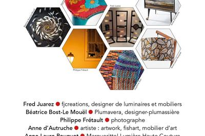Sen'Art, collectif de créateurs à Paris 6ème